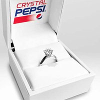 Soft Drink Giant Is Giving Away an Engagement Diamond Lab-Grown From Crystal Pepsi