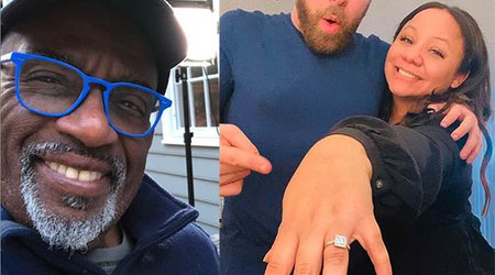 'Today' Show Weatherman Al Roker Is Thrilled for Newly Engaged Daughter Courtney